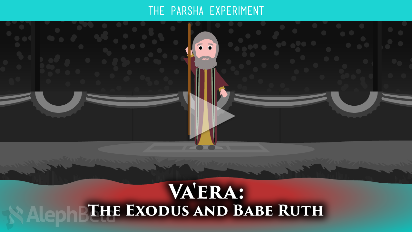 Epic speeches inspire us, but what if you're hearing the same epic speech over...and over...and over? That's what we seem to hear in God's speech to Moses in Parshat Va'era (Exodus 6:2-9:35)