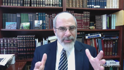 In this segment of his series on forgiveness, Dr. Henry Abramson discusses the counter intuitive mercy that G-d expresses, even during times of anger. He describes relatable behavior patterns that we develop and how to break the habit of responding to situations with anger.