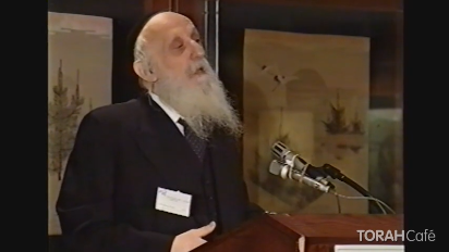 Rabbi Dr. Twerski will discuss the personal touch that the relationship between a doctor and their patient had years ago versus how it is today. He will also discuss what medical information one may discloss for the purposes of Shiduchim.    This is a vintage video and is being shared here for its historical value and its content, not for the quality of its video