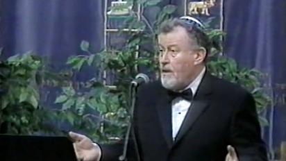 Phil Goldig tells a dramatic and poignant story about Rabbi Levi Yitzchak of Berdichev.