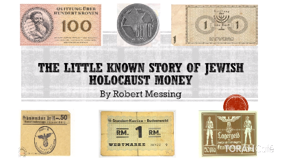 The concentration camps were an entire universe unto themselves. Hear the surprising story of the concentration camp currency, with an expert on coins and currency.