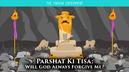 Is there ever a point of no return in my relationship with God? In Parshat Ki Tisa (Exodus 30:11-34:35), Moses explores this exact question as he bargains with God on behalf of the nation after the Sin of the Golden Calf. How is it possible that this lawyering session could possibly change God's mind after such an atrocious sin? What could this mean for me and my relationship with God?.