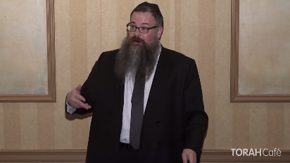 This lecture was filmed by Chabad of Armonk and was sponsored in memory of Barbara Schwartz.