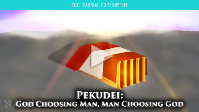 Parshat Pekudei (Exodus 38:21-40:38) is the conclusion of the book of Exodus. Exodus is known for Israel's escape from Egypt, the sea splitting, the Ten Commandments, the Golden Calf, and the Tabernacle