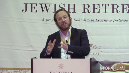 """A lecture on the Jewish perspective of Lennon's hit, """"Imagine,"""" and its relevance to current societal and political trends and movements.  This lecture took place at the 12th annualNational Jewish Retreat. For more information and to register for the next retreat, visit:Jretreat.com."""