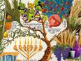 Landscapes and Soulscapes: Israel's Seven Species